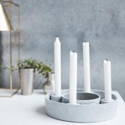 kalenderkerze von house doctor online kaufen. Black Bedroom Furniture Sets. Home Design Ideas