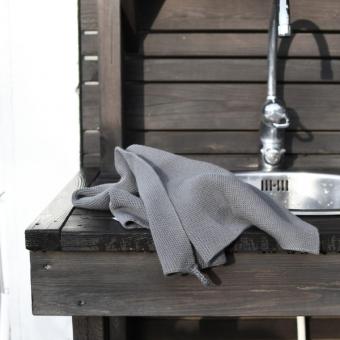 Küchenhandtuch Tullebo grau