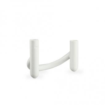 Nellemann Kerzenhalter 14 cm weiss von Kähler Design