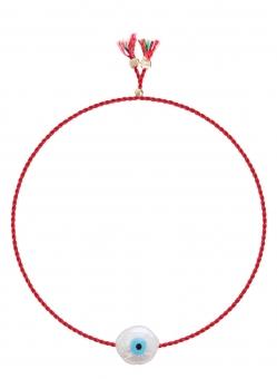 "Sorbet Bracelets Armband mit Süßwasserperle ""Auge"""