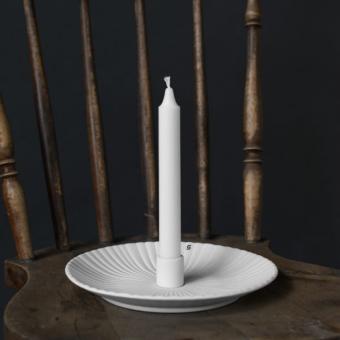 Kerzenhalter Holmby weiß