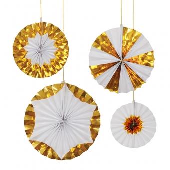Windräder Gold von Meri Meri