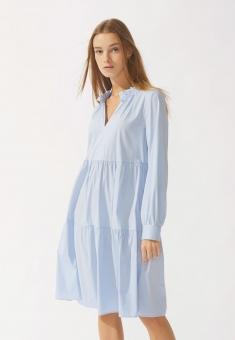 La Camicia Kleid hellblau
