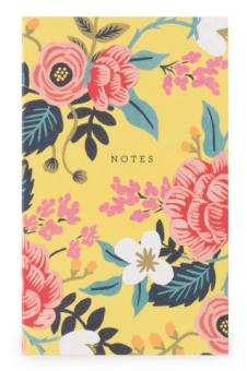 Notizbuch Floral von Rifle Paper