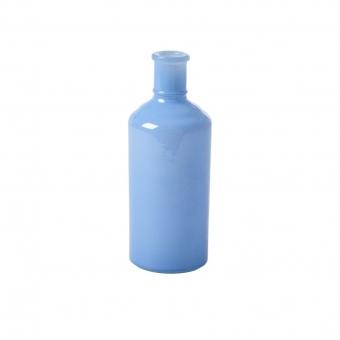 Glasvase Dusty Blue von Rice