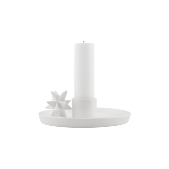 Kerzenständer Tray & Star 18 cm von House Doctor