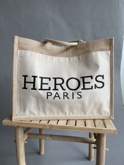 """Sylt Classic Bag """"Heroes"""""""