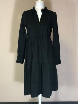 La Camicia Kleid schwarz
