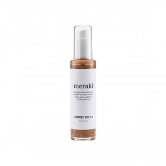 Shimmer Dry Oil von Meraki, 50 ml