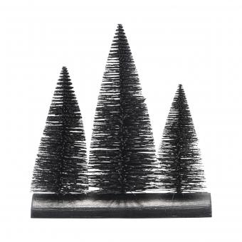 Weihnachtsbaum Trees in a Line von House Doctor