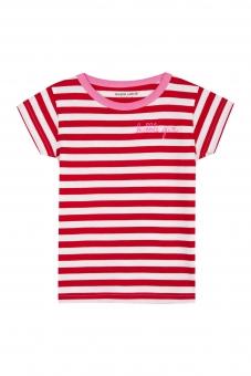 """Streifen Shirt """"Bubble Gum"""" Kids von Maison Labiche"""