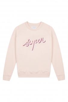 """Sweatshirt """"Super"""" von Maison Labiche"""