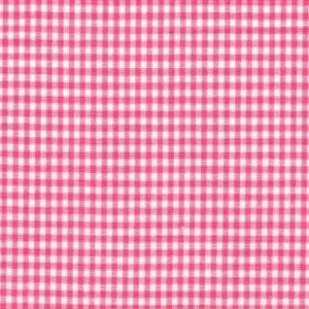 """Stoff Minikaro pink """"Abracadabra"""""""