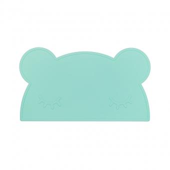 We Might Be Tiny Platzset Bär Mint