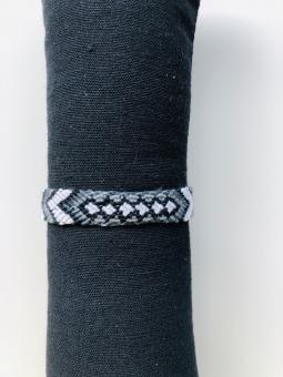 Cotton Bracelets Schwarz