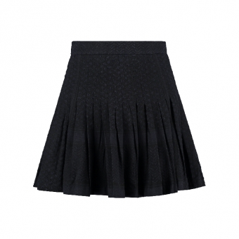 Sofia Skirt Blue/Black M