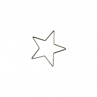Stern Christmas black von TineKHome 35 cm