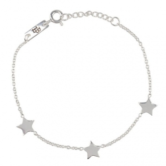 """You are my shining Star"" - Armband Daughter Silber"