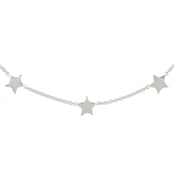 """""""You are my shining Star"""" Kette Silber"""