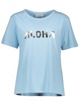 Shirt Aloha hellblau von Another Brand