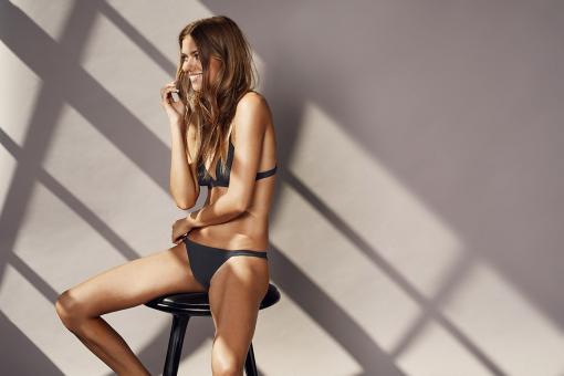 Bikini Höschen Charcoal von Urban Bikini