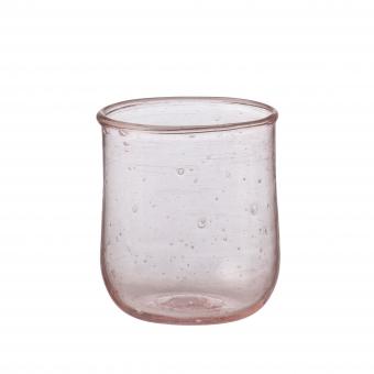 Kleines Glas Rosé von Bungalow DK