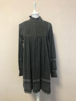Vince  Dress Grey/Black