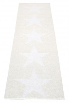 Viggo Strar White Metalic