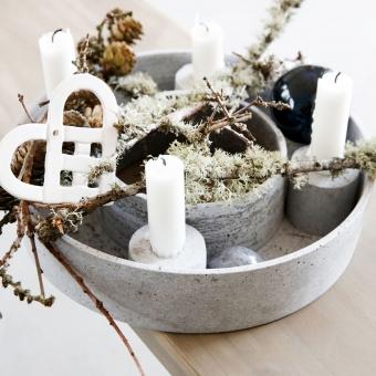 kerzenst nder ring von house doctor online kaufen. Black Bedroom Furniture Sets. Home Design Ideas
